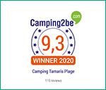 Lire les avis du camping Camping Tamaris Plage